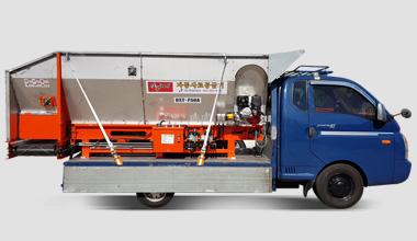 차량탑재형 사료 공급기